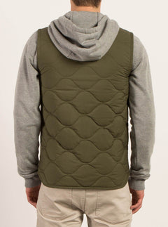 BUSTER PUFFER JACKET MILITARY