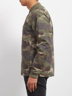 Blackwatch Jacket - Camouflage