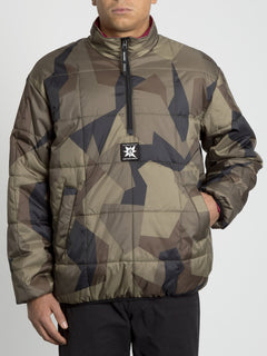 A.P.#2 Puff Liner Jacket - Camouflage (A1631951_CAM) [2]