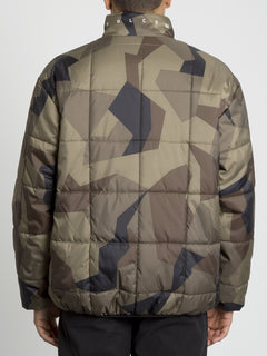A.P.#2 Puff Liner Jacket - Camouflage (A1631951_CAM) [B]