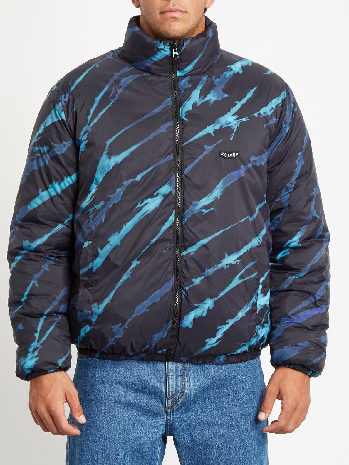 WALLTZ JACKET (A1632005_BLK) [F]