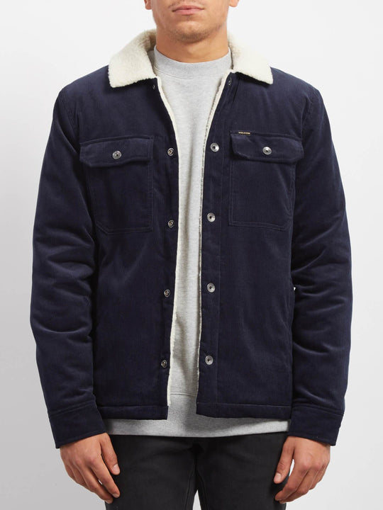 Keaton Jacket - Navy