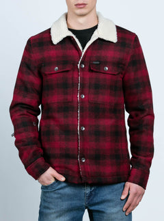 Keaton Jacket - Plaid
