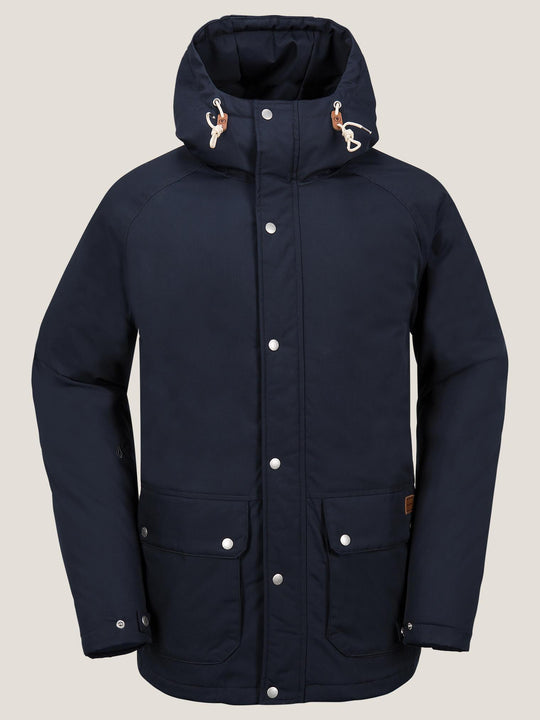Wenson Winter Parka - Navy