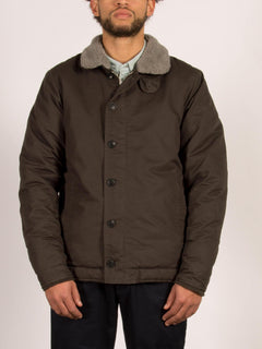 DELMUT JACKET STEALTH