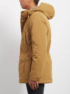 Starget Jacket - Burnt Khaki