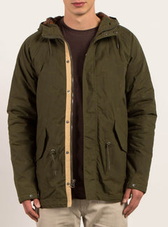 LANE WINTER PARKA MILITARY