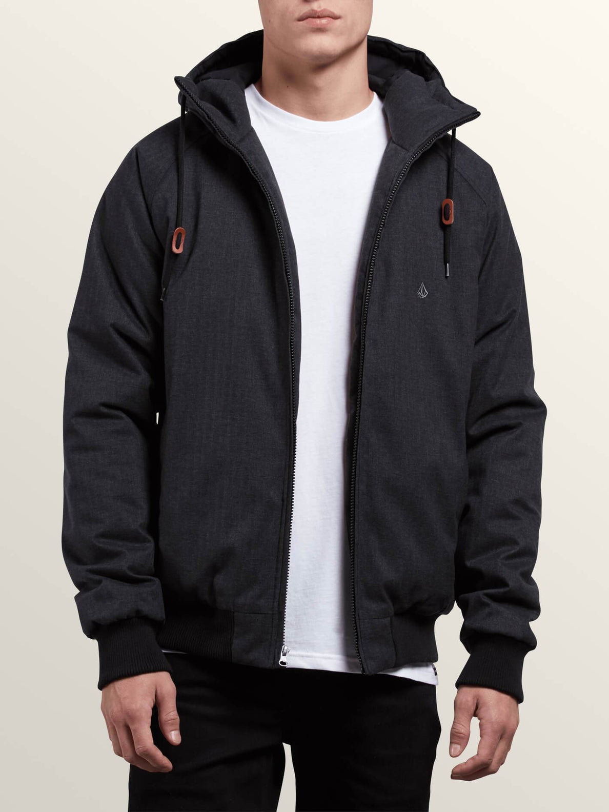 Hernan Coaster Jacket - Black
