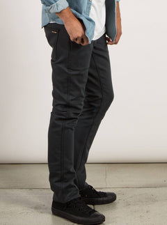 Vorta Form Slim Fit Jeans - Smoke