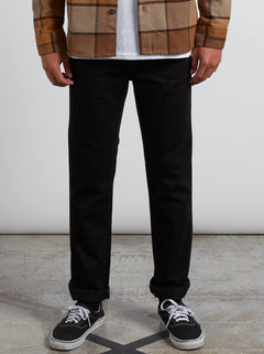 Solver Modern Fit Jeans - Tough Black
