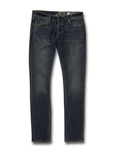 Vorta Tapered Denim - Dry Vintage