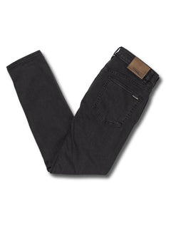 2X4 Tapered Jeans - Ink Black