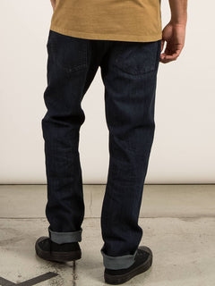 Kinkade Regular Tapered Fit Jeans - Matured Blue