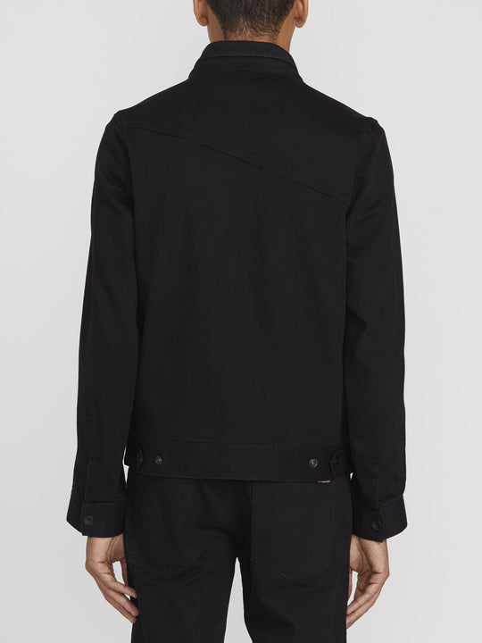 Weaver Denim Jacket  - Black