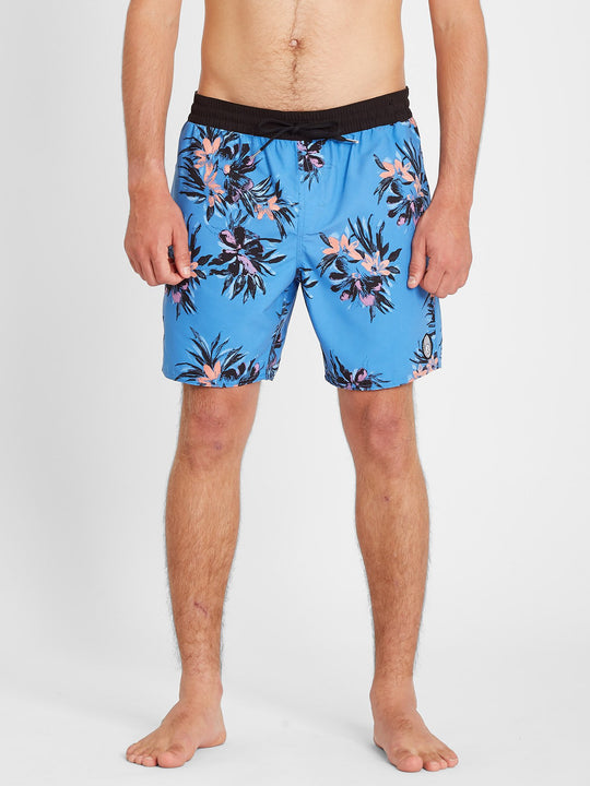 "Earthly Delight Trunk 17"" Boardshort - Ballpoint Blue (A2512101_BPB) [F]"