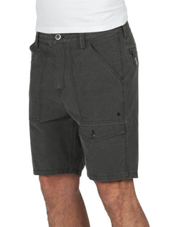 Surf N' Turf Creeper Hybrid Shorts - Black