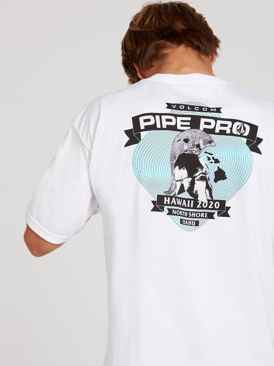 VPP Logo Short Sleeve Tee - White
