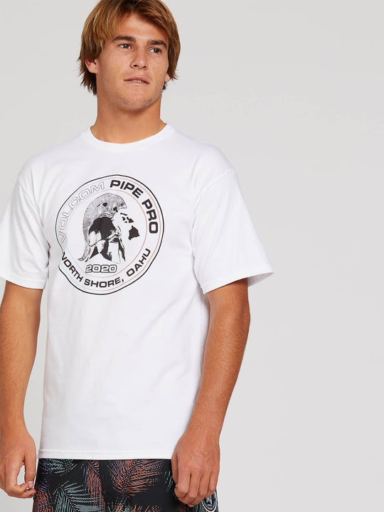 VPP Crest Short Sleeve Tee - White