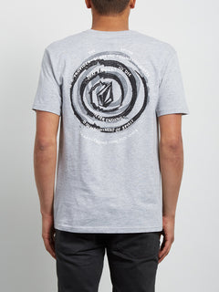 Comes Around Tee - Heather Grey