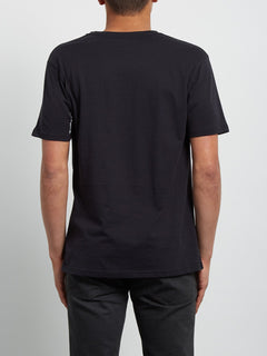 Static Shop Tee - Black