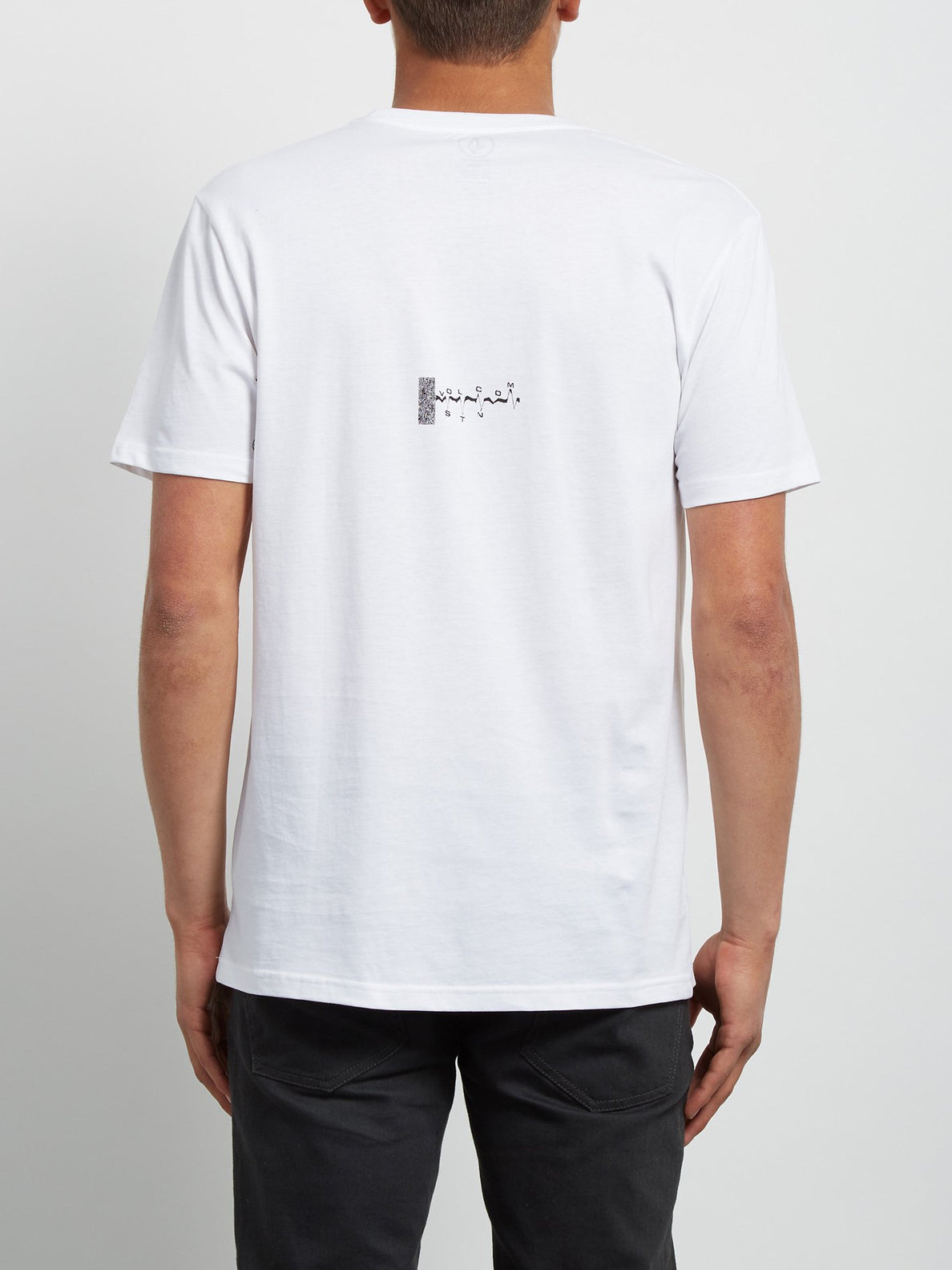 Digital Redux Tee - White