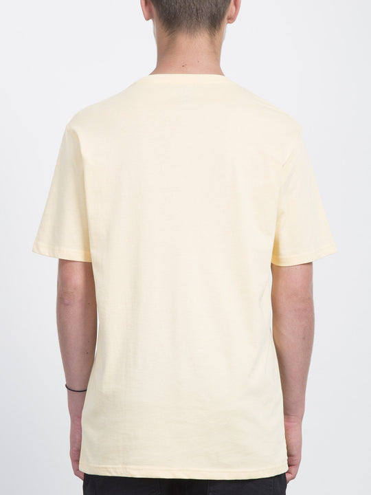 Stone Blank T-shirt  - Light Peach