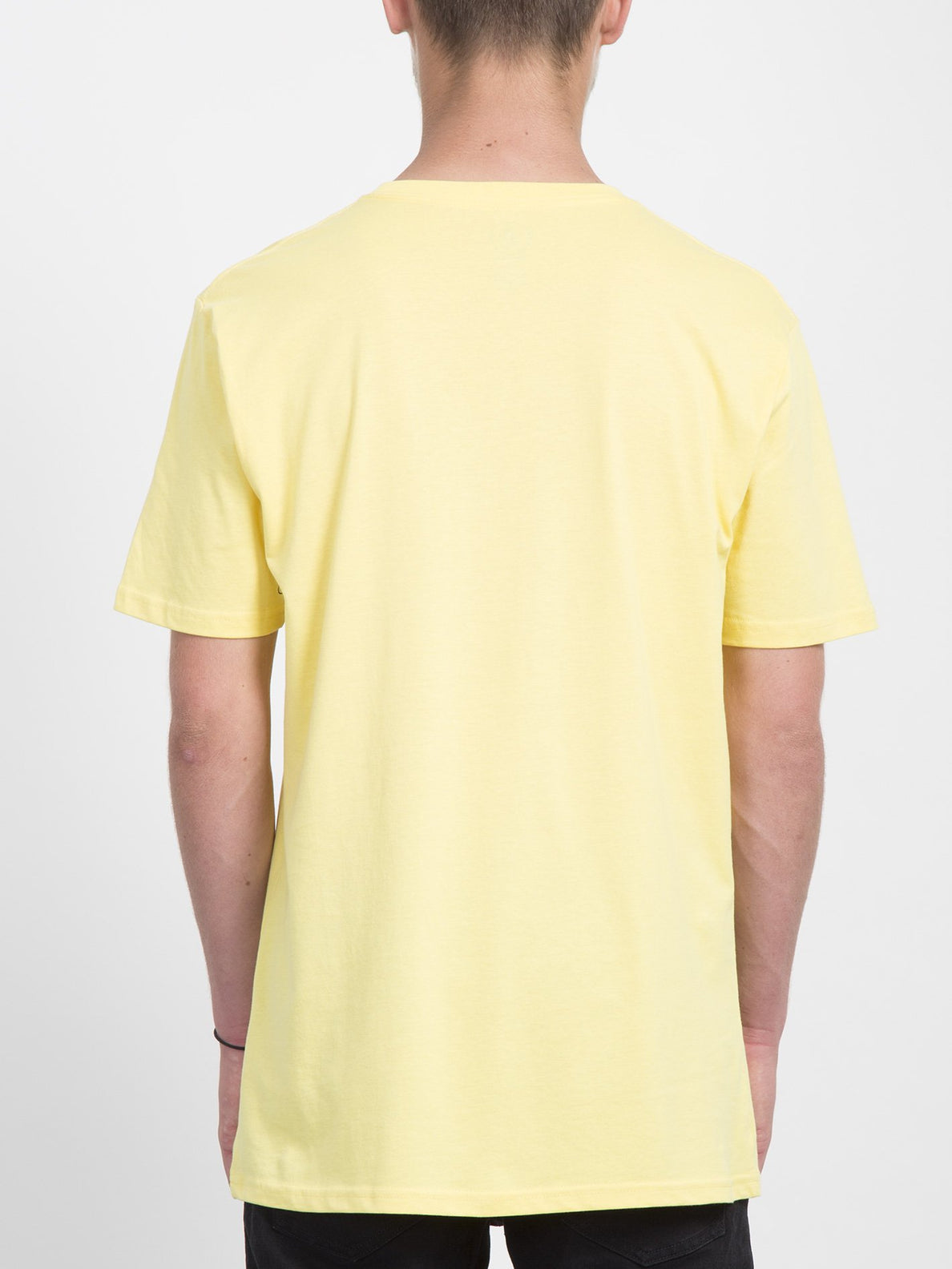 Progressive T-shirt  - Yellow
