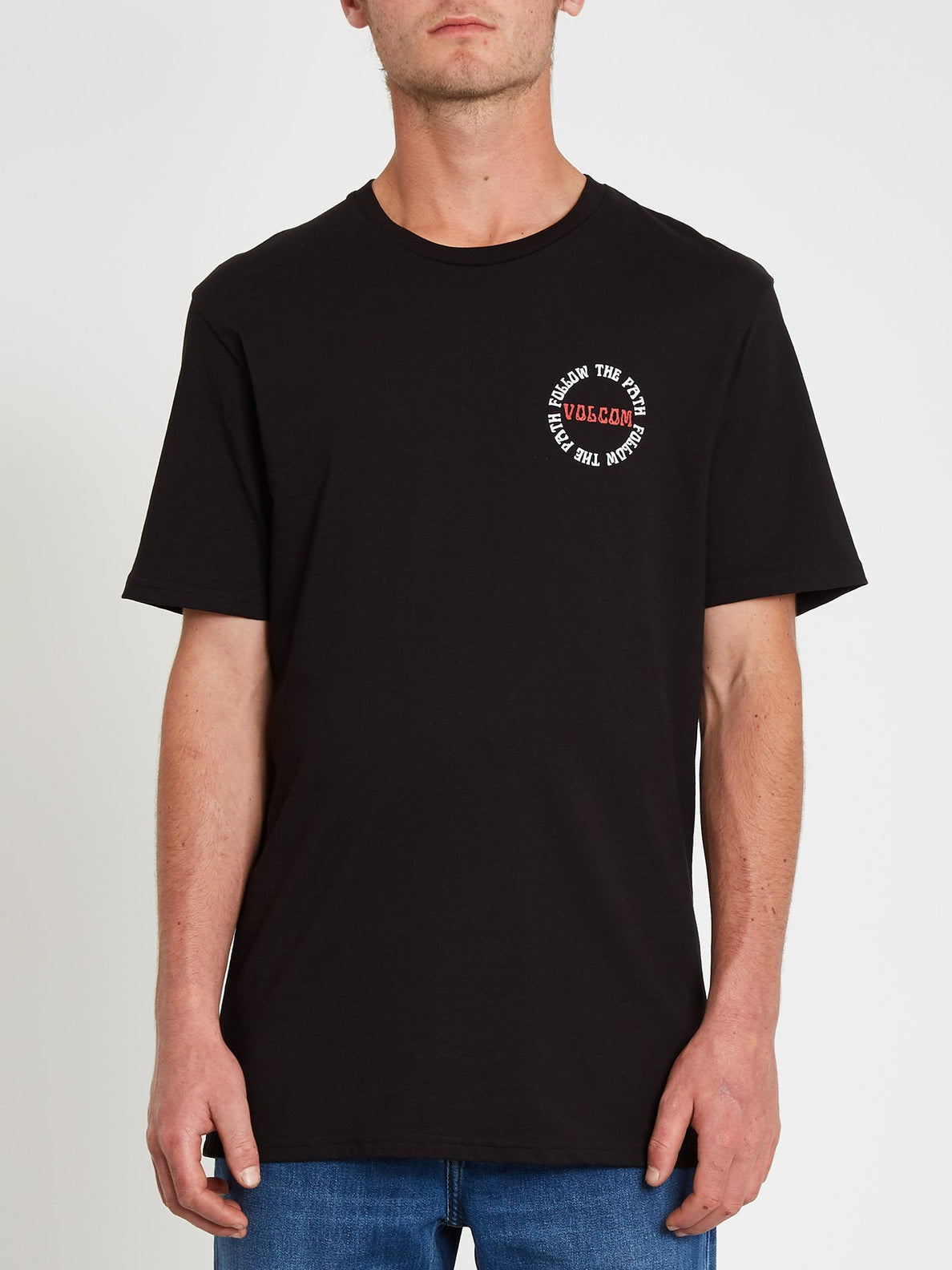 Dither T-shirt - Black (A3512119_BLK) [3]