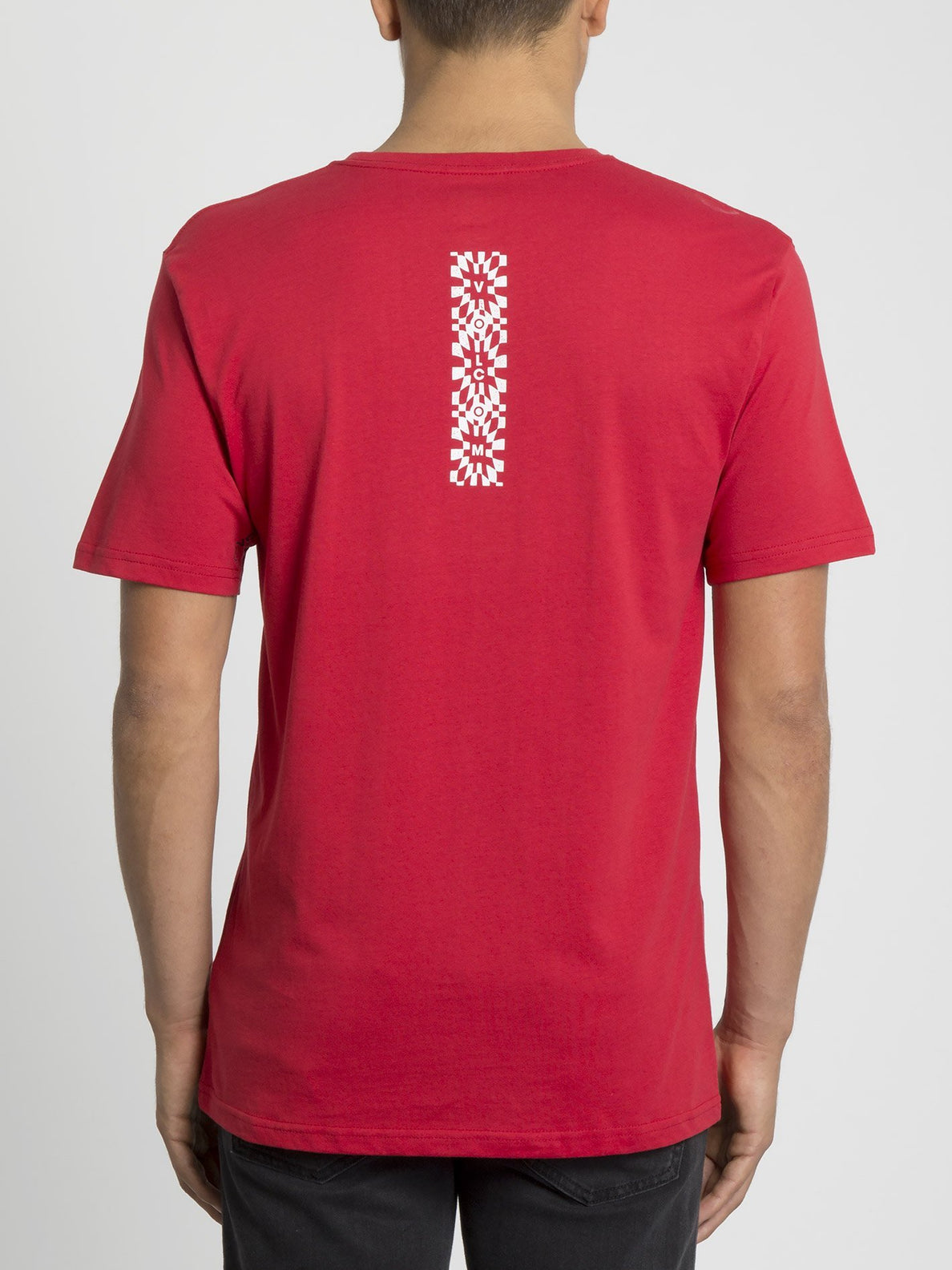 Restoned T-shirt - Engine Red (A3531954_ENR) [B]