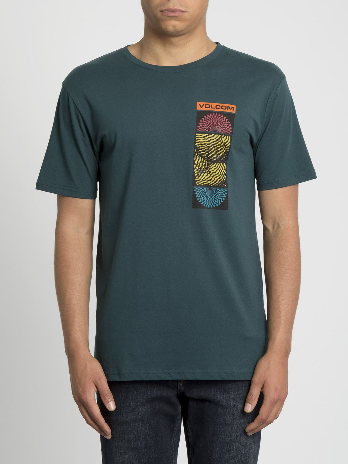 Optional T-shirt - Evergreen (A3531959_EVR) [F]
