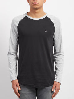 Pen T-shirt - Heather Grey