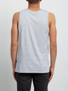 Stoneradiator Tank - Heather Grey