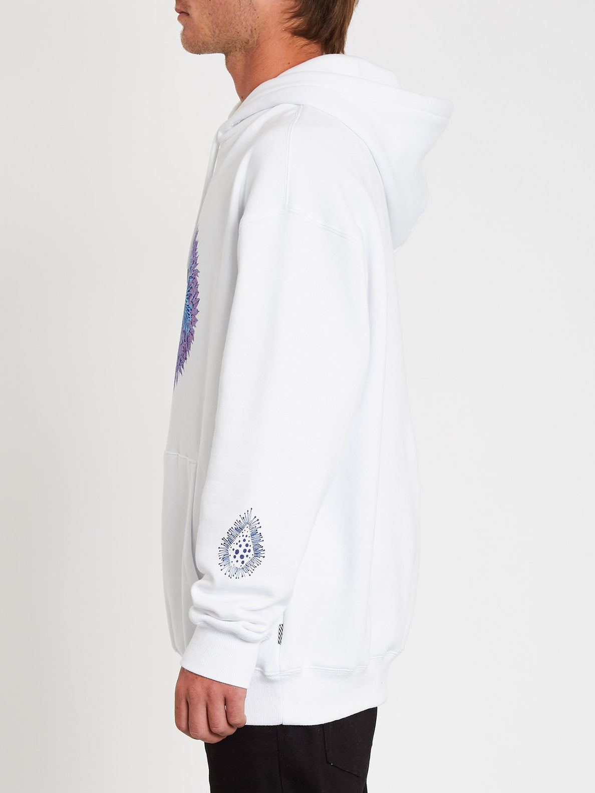 Coral Morph Hoodie - White (A4112116_WHT) [1]