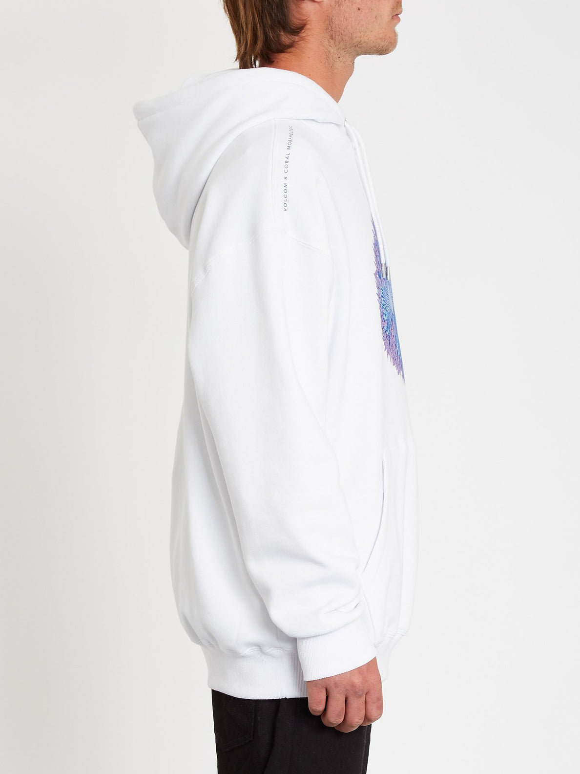 Coral Morph Hoodie - White (A4112116_WHT) [5]