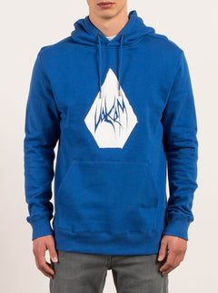 Supply Stone Pullover Hoodie - True Blue