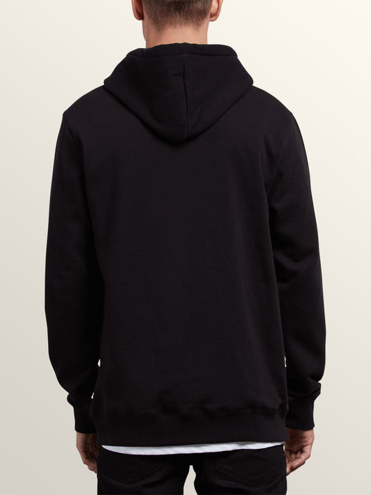 Deadly Stones Pullover Hoodie - Black