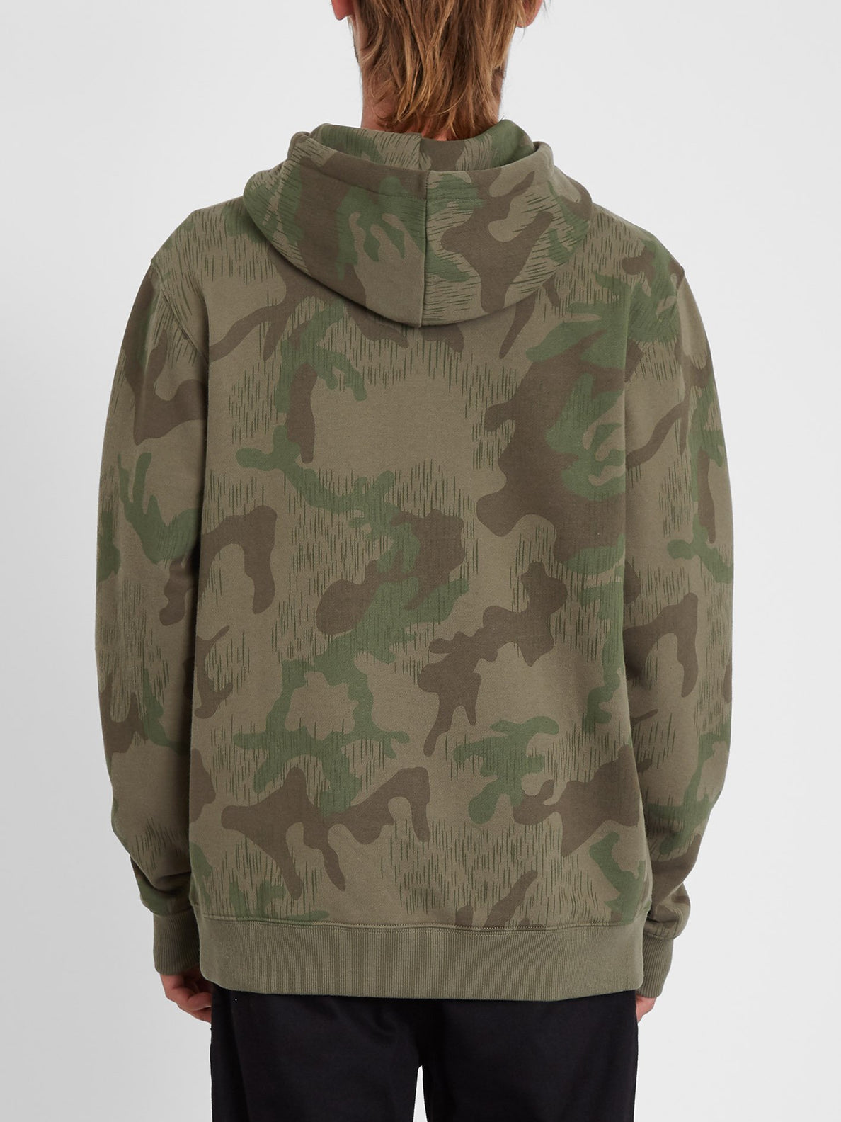 Take Warning Hoodie - CAMOUFLAGE