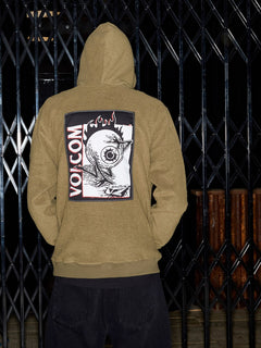 Midfright Hoodie - MILITARY