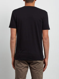 Concentric Tee - Black