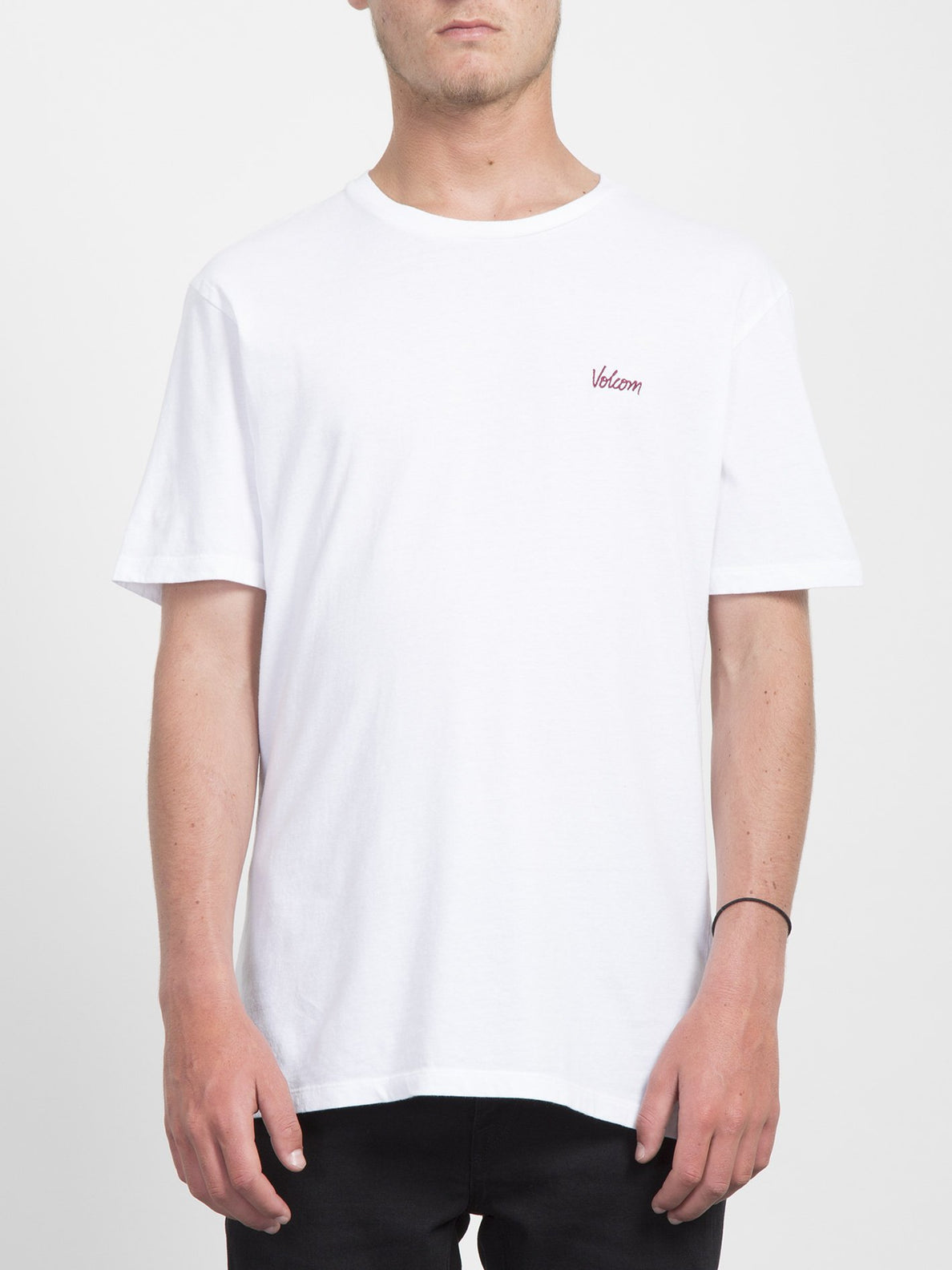 Impression T-shirt  - White