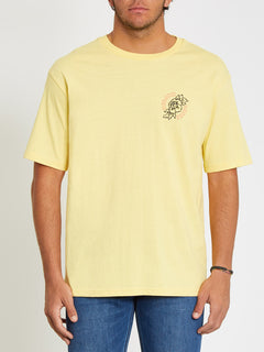 Gridlock T-shirt - Dawn Yellow (A4312106_DNY) [3]