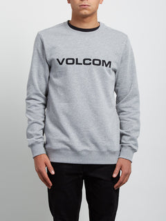 Imprint Crew Sweatshirt - Grey