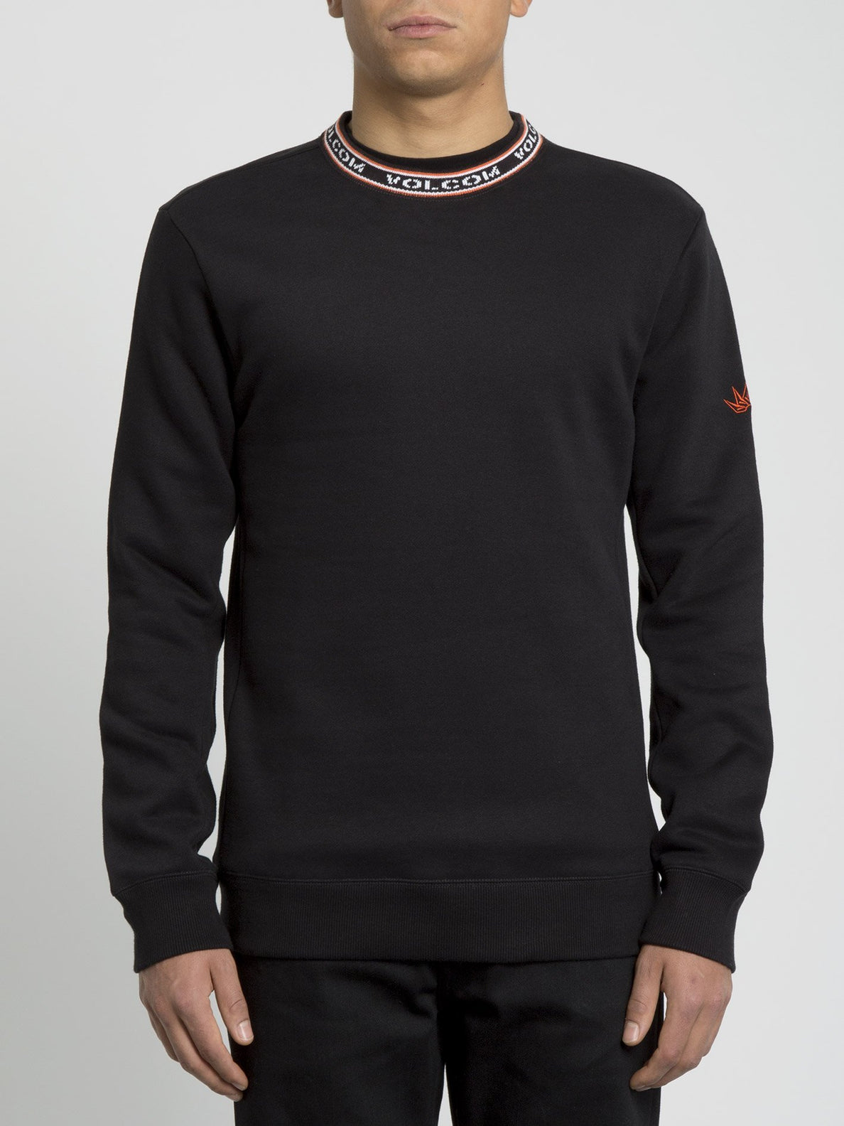 Forward To Past Sweater - Black (A4631900_BLK) [F]