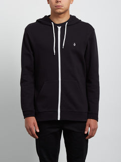 Iconic Zip Sweaters - Black
