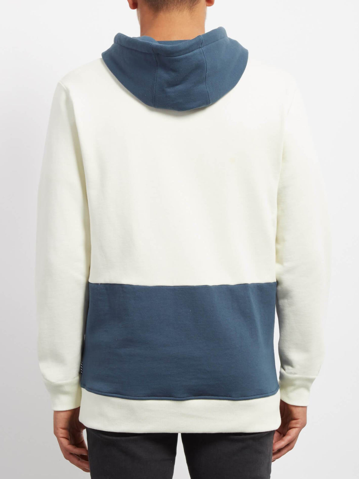 Backronym Zip Sweaters - Dirty White