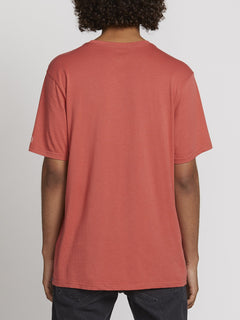 SOLID S/S TEE (A5031807_MNL) [B]
