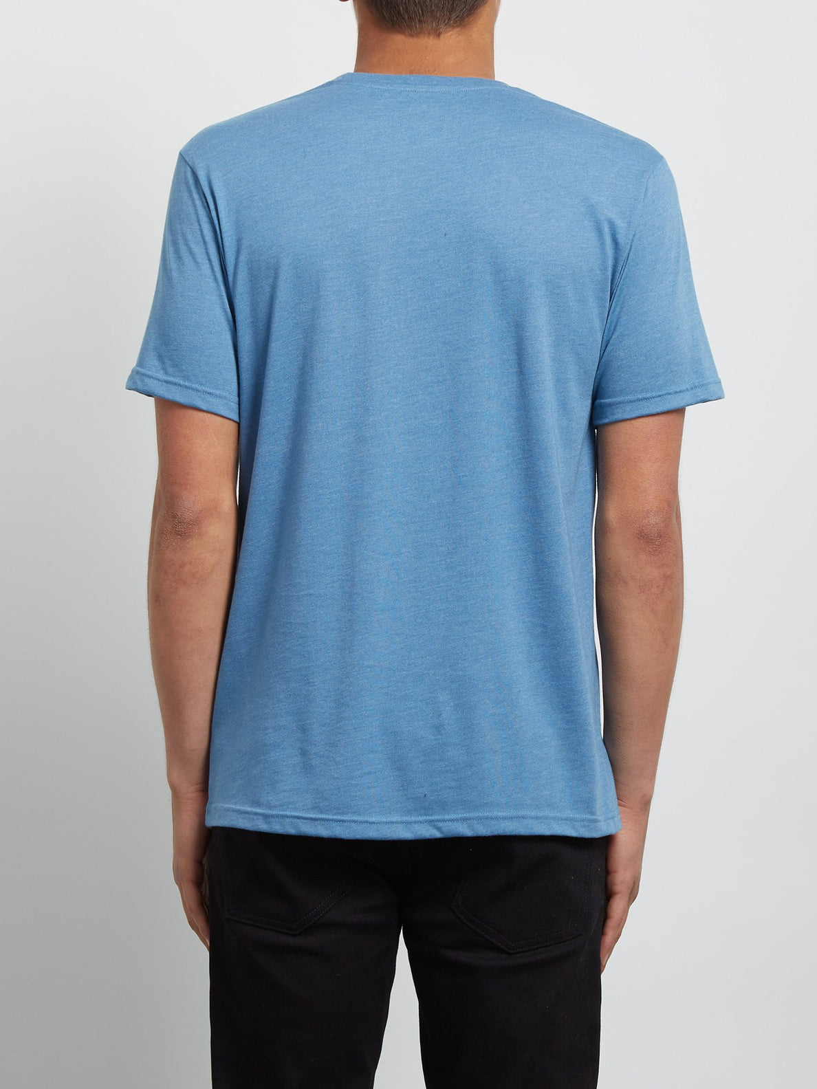 Tropical D Short Sleeve Tee - Wrecked Indigo