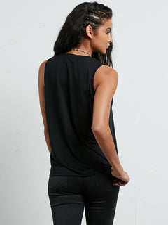 Mix A Lot Tank - Black