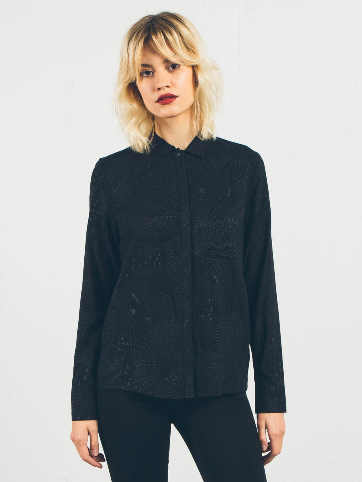 Space Trip Shirt - Black