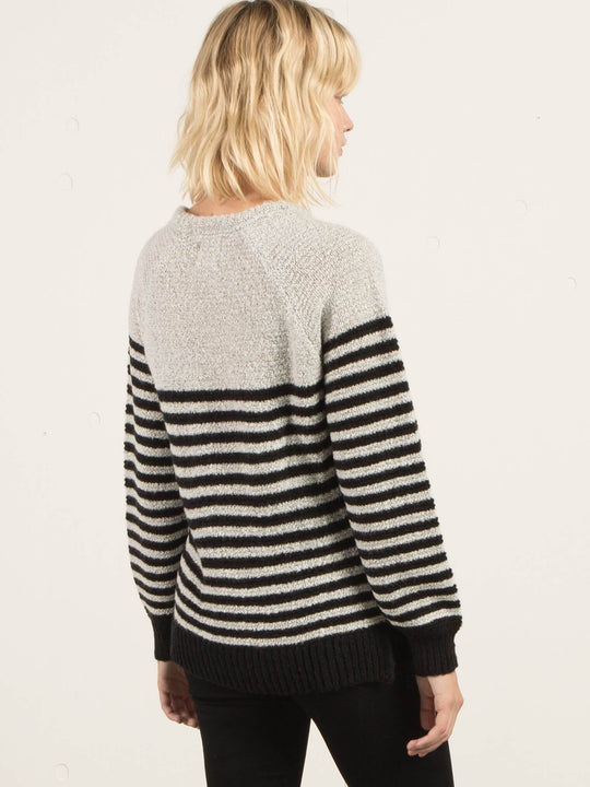 Cold Daze Sweater - Star White